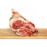 Gigot entier d'agneau laiton / KG (+- 2 KG)
