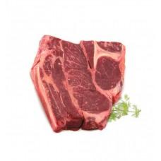 Palette de bœuf pour griller